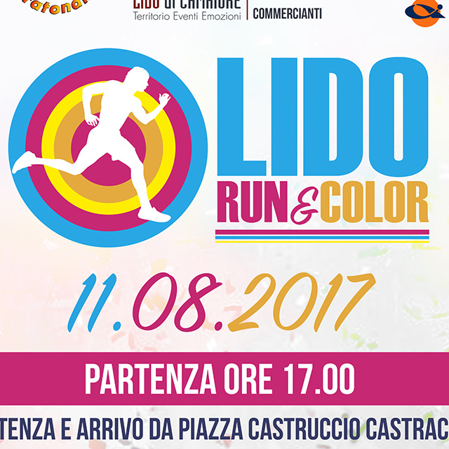 RUN & COLOR